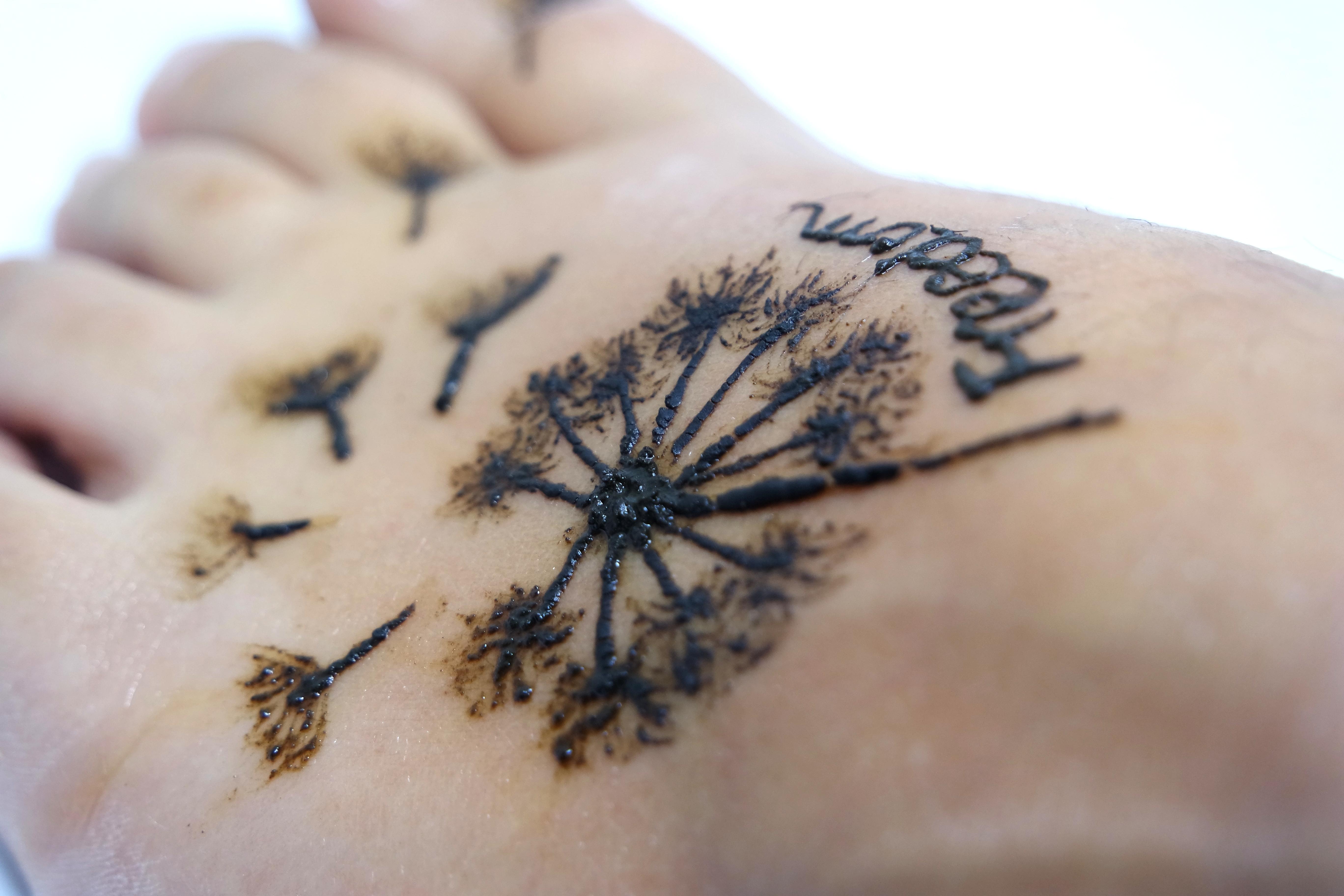 Mehendi tattoo cagliari