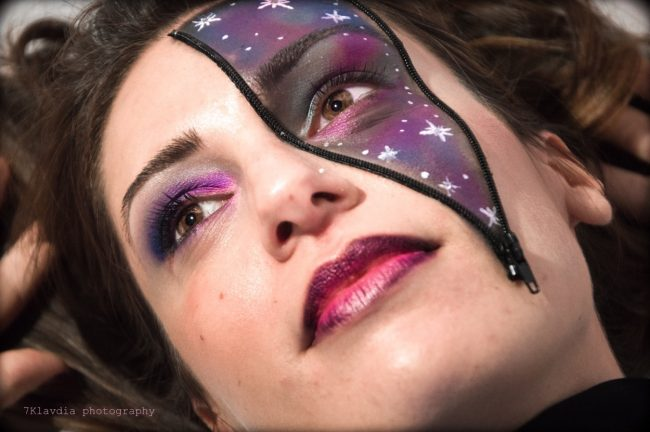 Makeup_Cagliari_Galaxy_Woman1