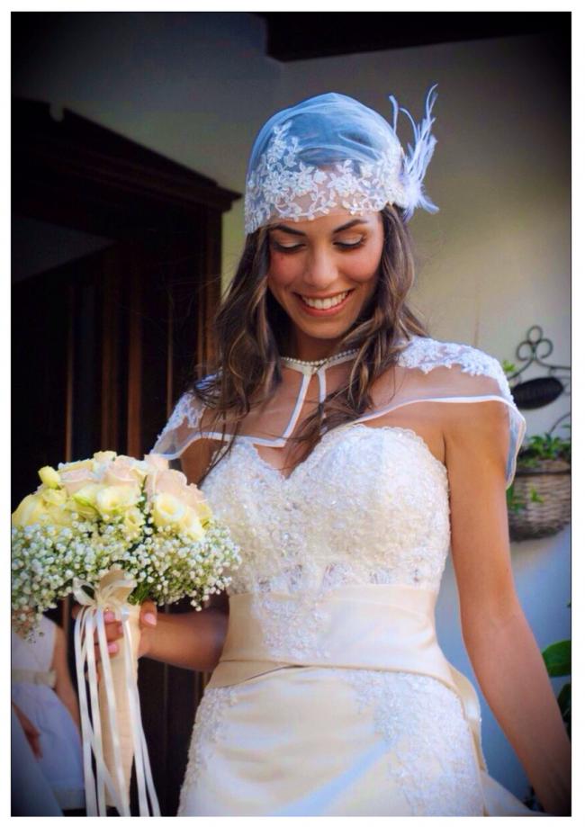 Trucco sposa Decimomannu, Noemi