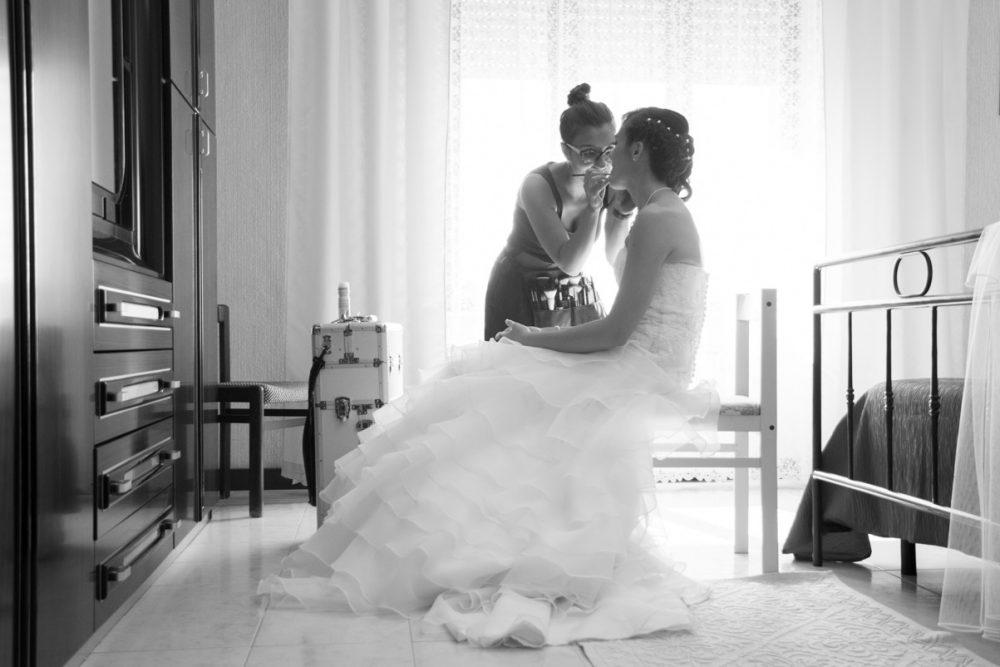 Vanessa trucco sposa monastir